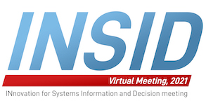 INSID 2021 | INnovation for Systems Information and Decision meeting